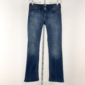 7 for all Mankind Flynt Jeans, Size 27